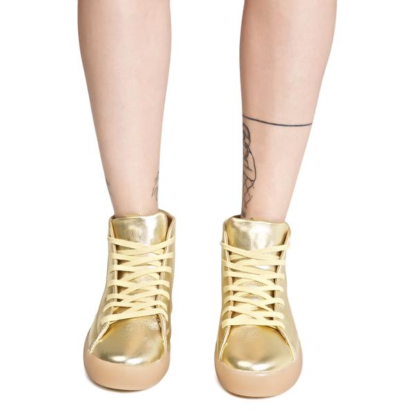 Glimmer Pop Light-Up Sneakers