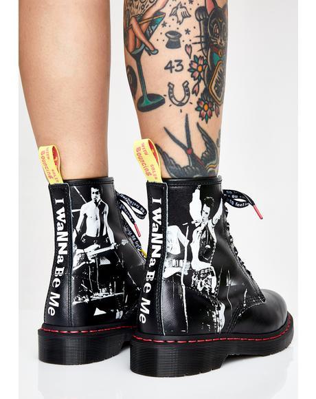 1460 Sex Pistols Vicious Boots