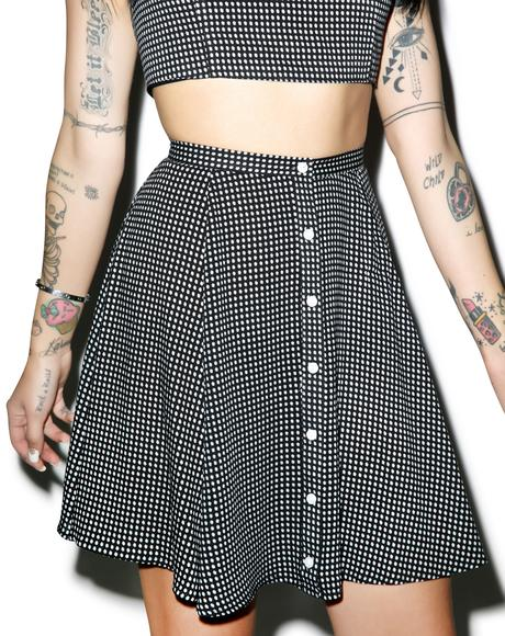 Spot The Difference Skirt