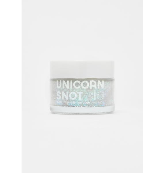 Unicorn Snot Bio Glitter Gel