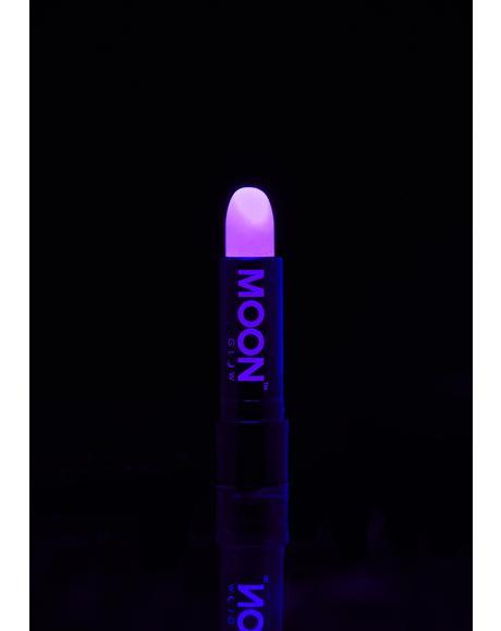Pastel Lilac Neon UV Lipstick