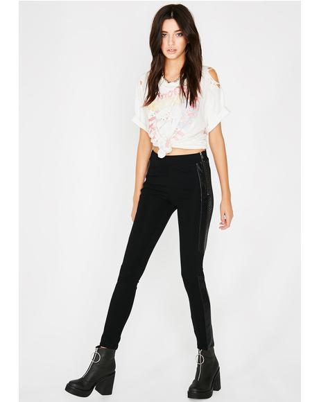 Sly Stunna Skinny Pants