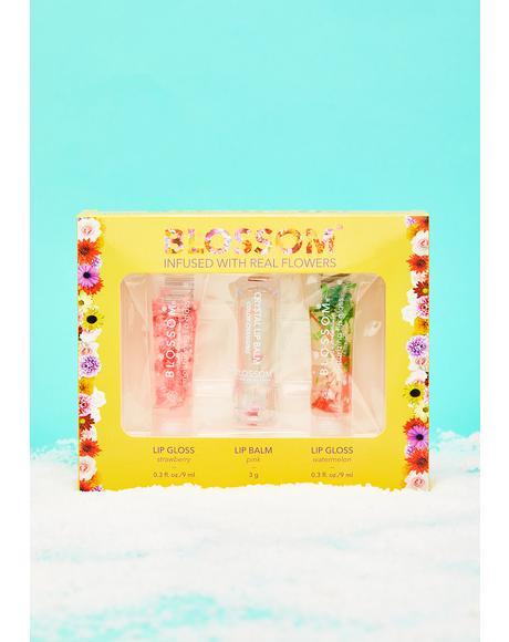 Moisturizing Lip Gloss N' Balm Gift Set