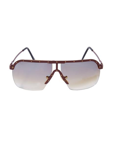 Doctor Jones Mirrored Aviators