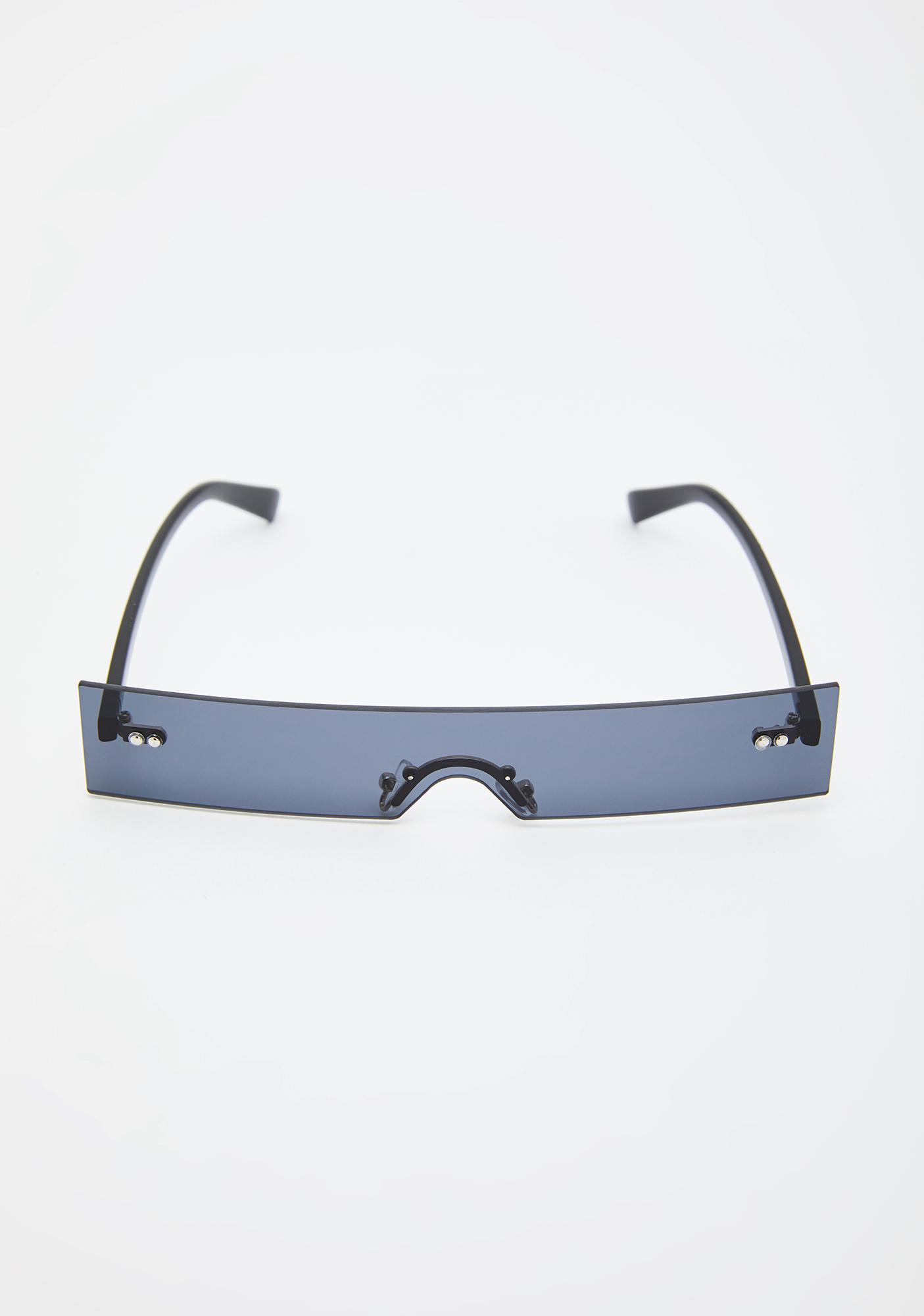 Darkwave Dream Rectangle Sunglasses