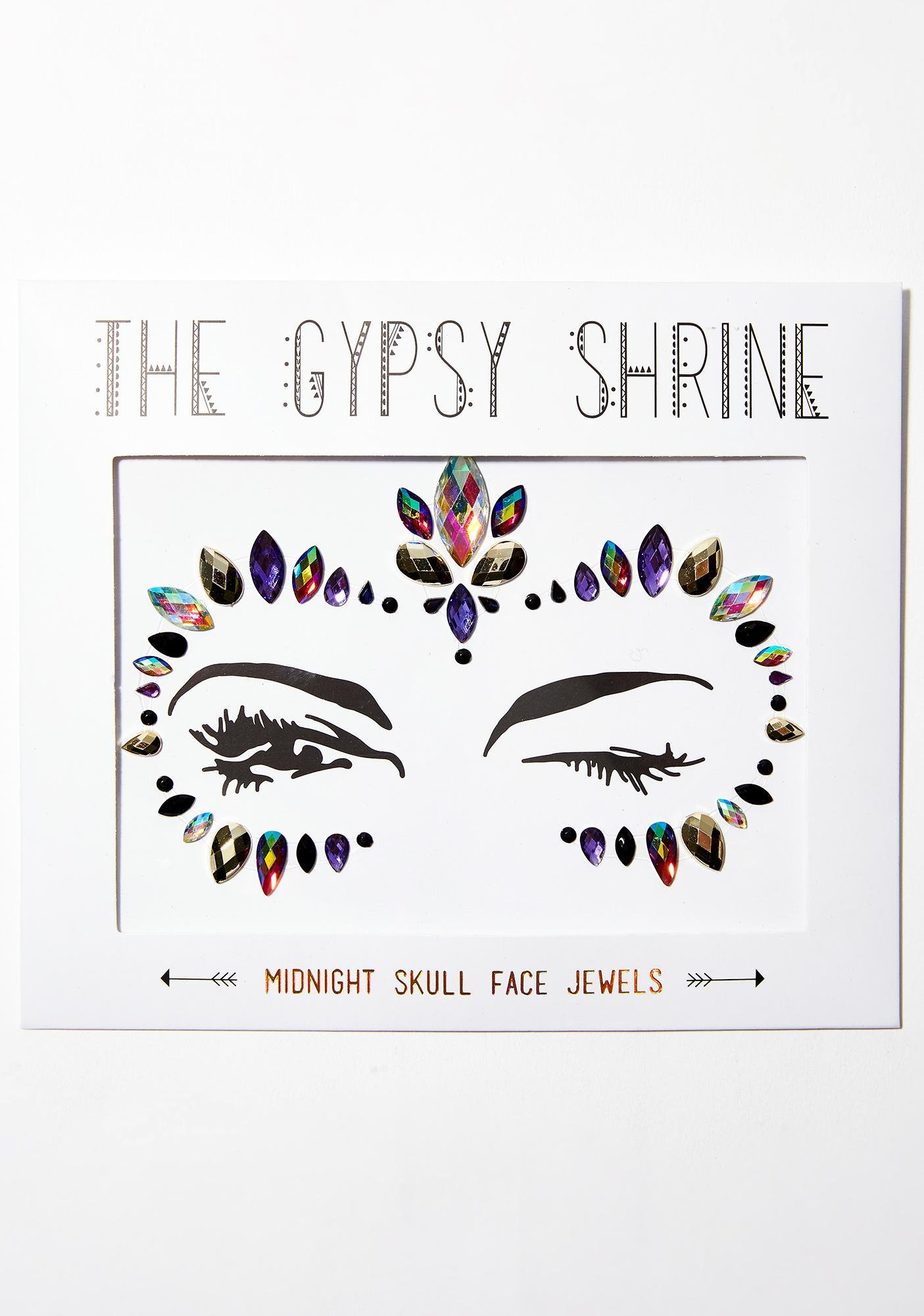 The Gypsy Shrine Moon Dust Face Jewels