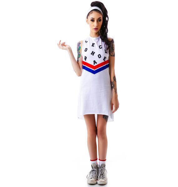 Local Heroes Cheerleader Dress