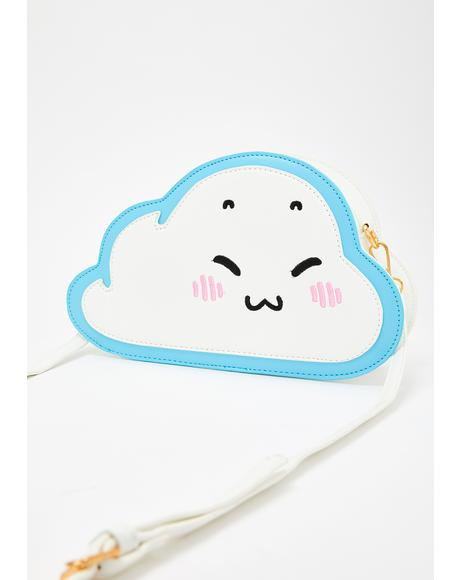 Into A Daydream Cloud Purse