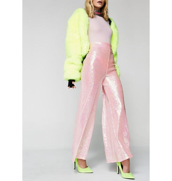 Isolated Heroes Sequin Pastel Flares