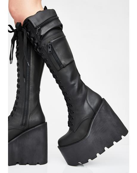 641be4eda05 Obsidian Pocket Platform Boots ...