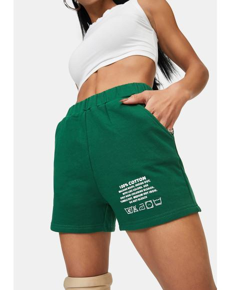 Care Label Lounge Shorts