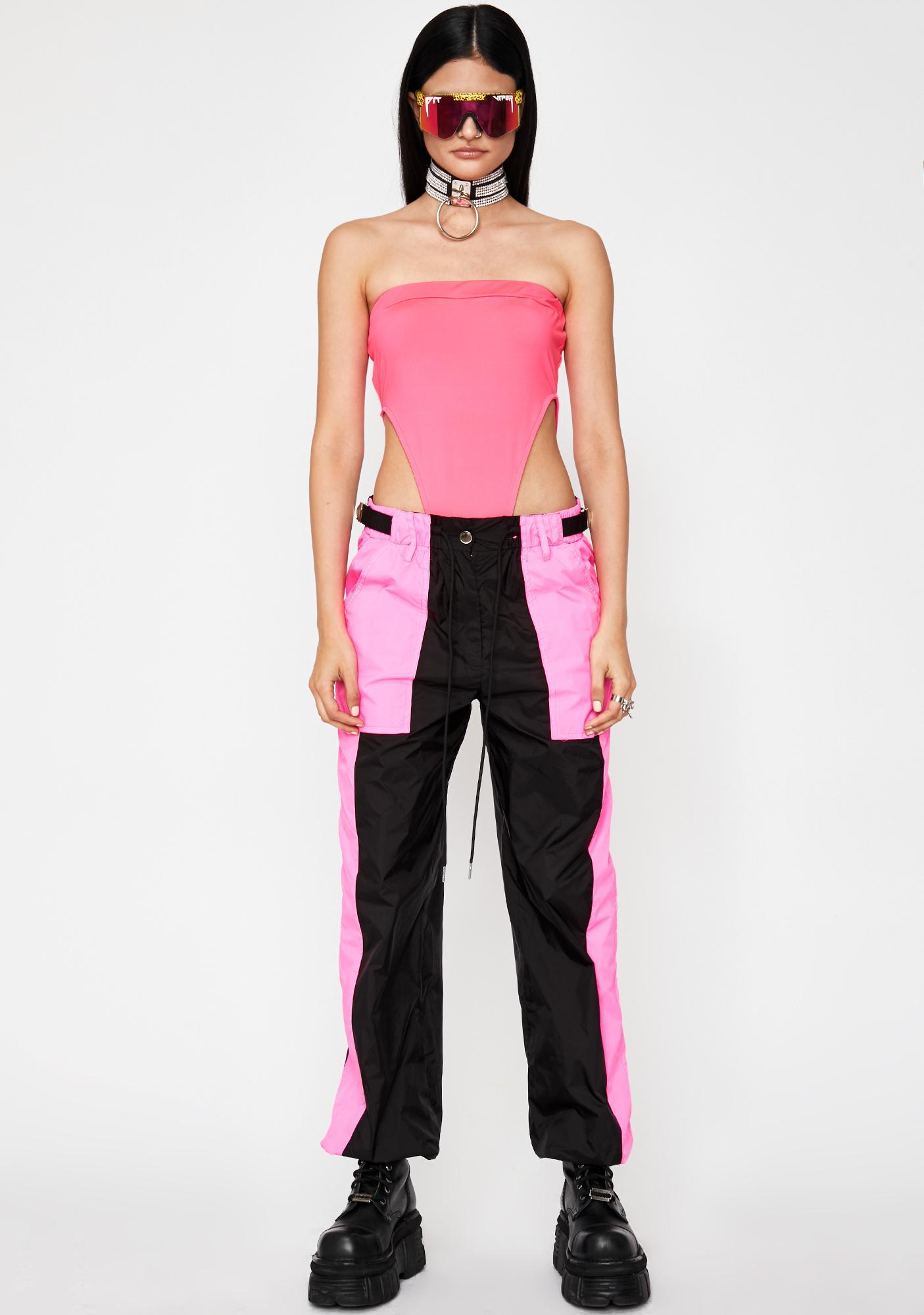 Pretty Explicit Edition Tube Bodysuit