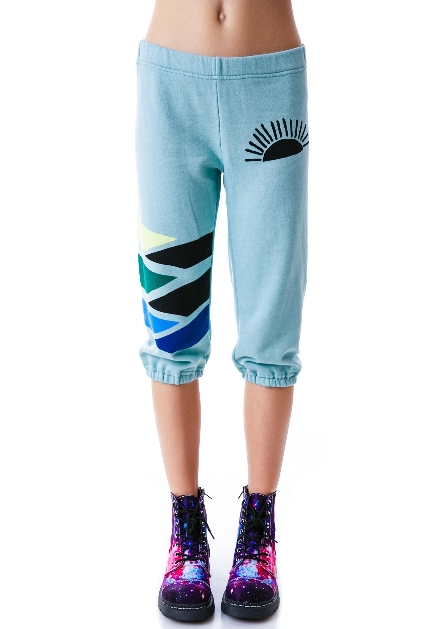 Day By Day Vienna Capri Sweatpants