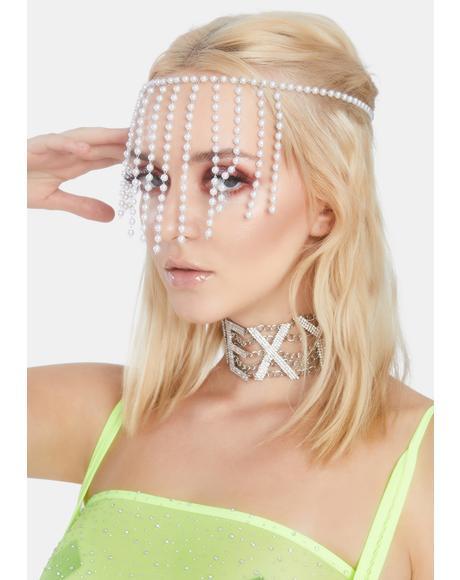 Too Precious Head Chain