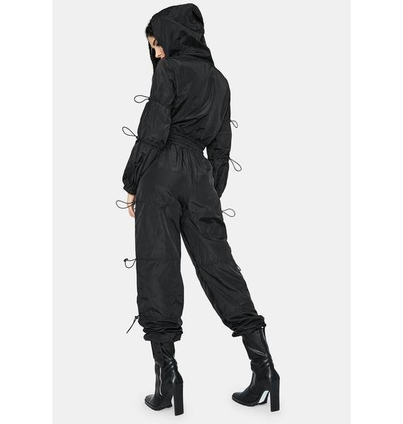 Hold That Line Hoodie Jogger Set