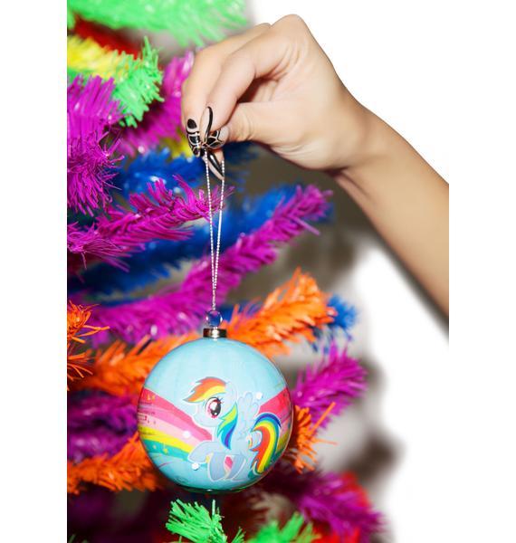Rainbow Dash LED Ornament