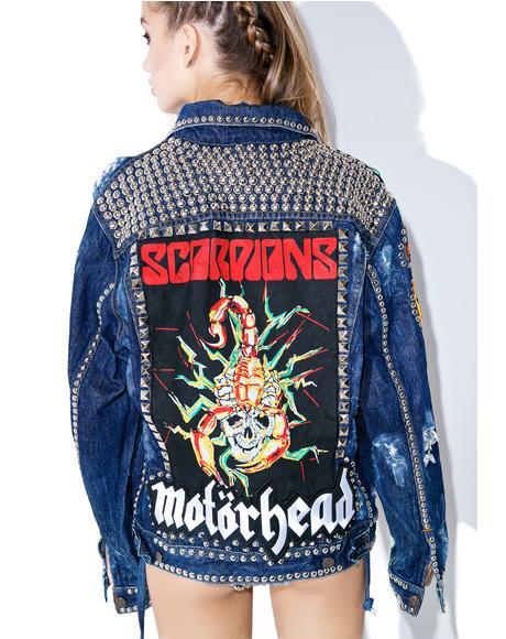 Steam Rock Fever Jacket