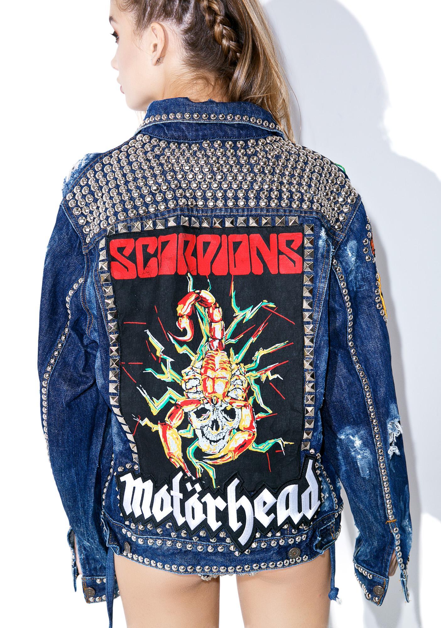 Hazmat Design Steam Rock Fever Jacket