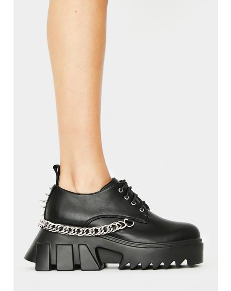 Doubts Creeper Sneakers