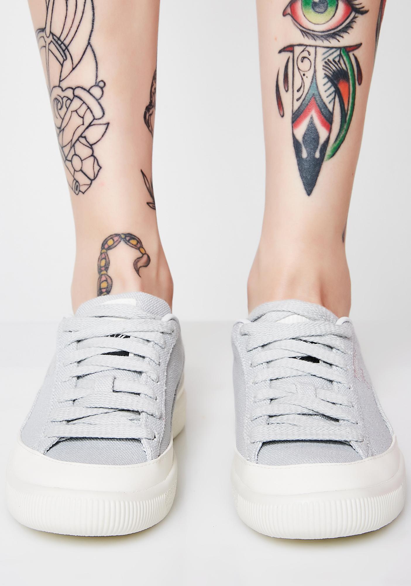 PUMA Clyde Diamond Sneakers
