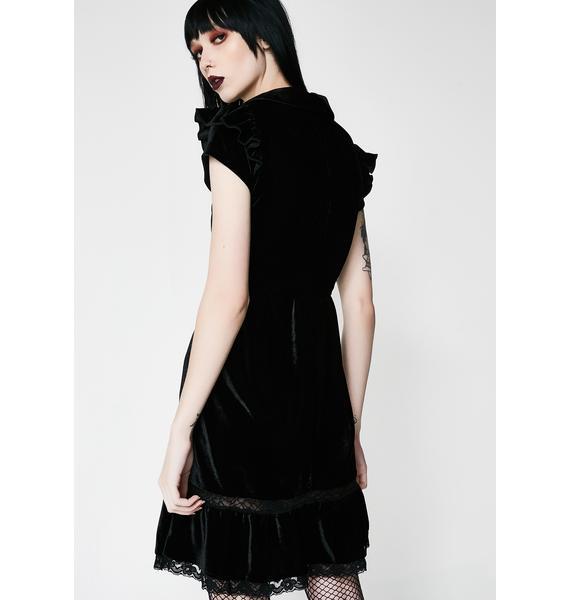 Killstar Creeped Out Babydoll Dress
