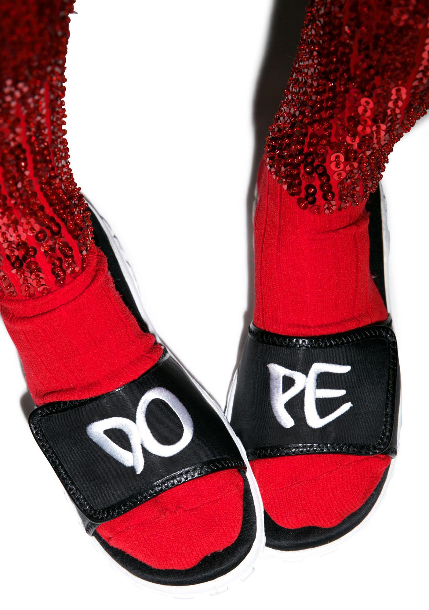 Y.R.U. Dope Nile Sandals