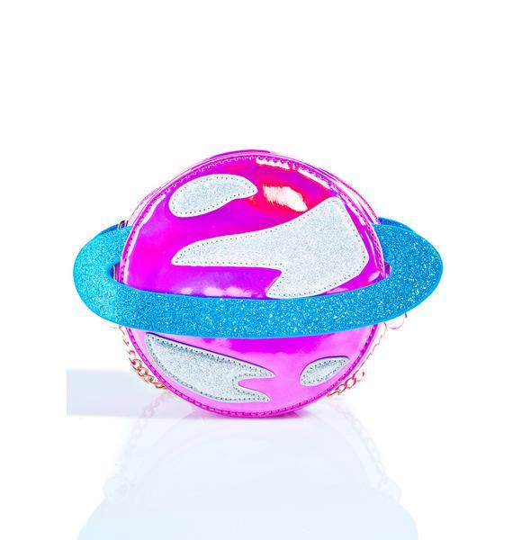 Nila Anthony Cosmic Roundz Crossbody Bag