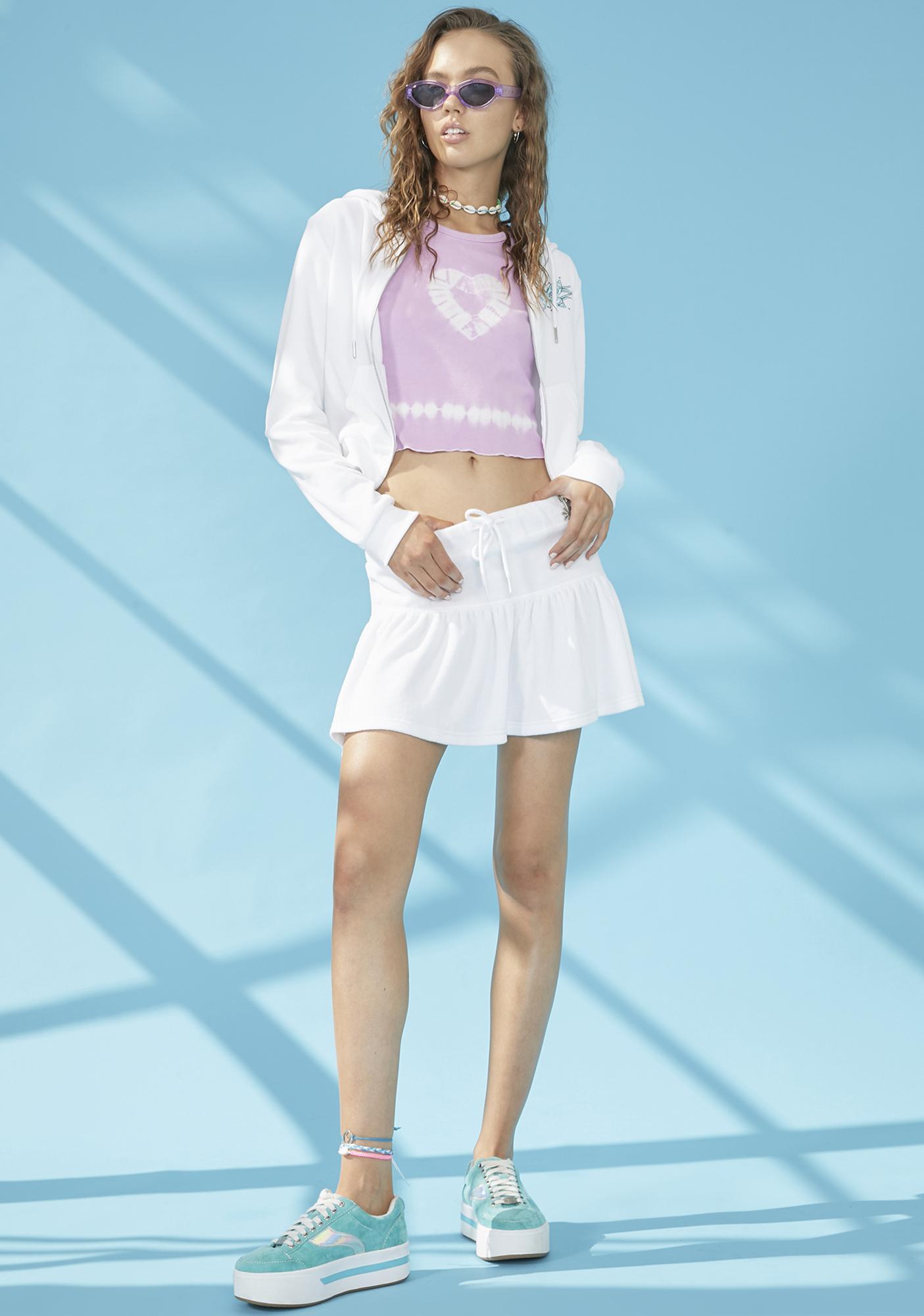 dELiA*s by Dolls Kill Perfect Day Mini Skirt