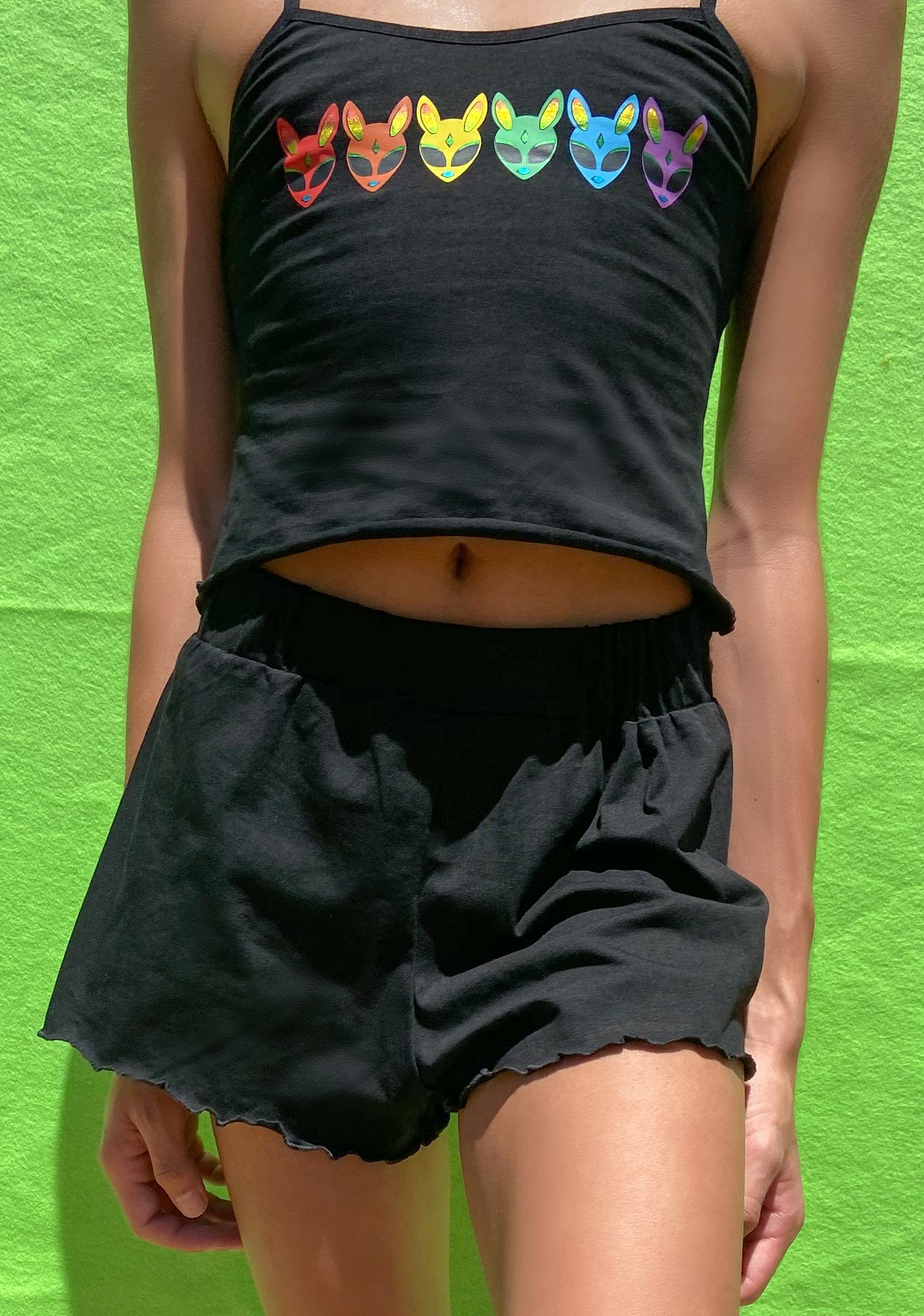 Club Exx Misfits Unite Lounge Shorts