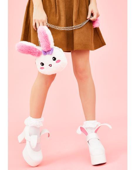 Bunny Bouncin' Mary Janes