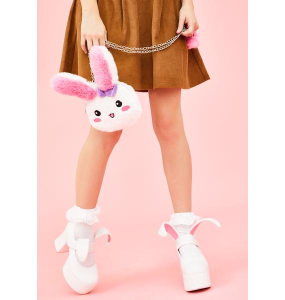 Sugar Thrillz Bunny Bouncin' Mary Janes