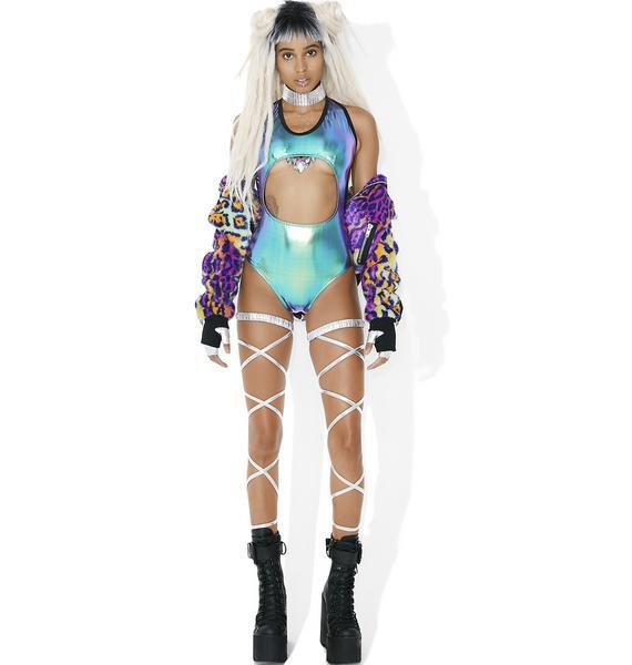 Mi Gente Clothing La Tortura Chaos Theory Bodysuit