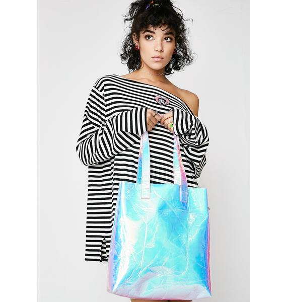 Skinnydip Shine Tote Bag