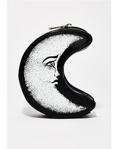 Moonwalk Coin Purse