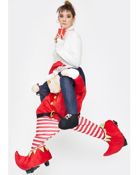 Up To Snow Good Elf Costume