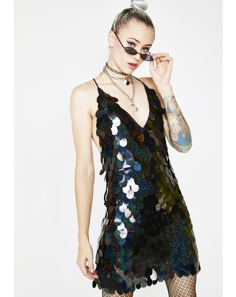 Galaxy Finn Dress