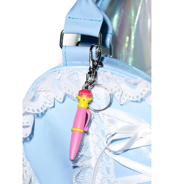 Sailor Moon Transformation Pen Keychain