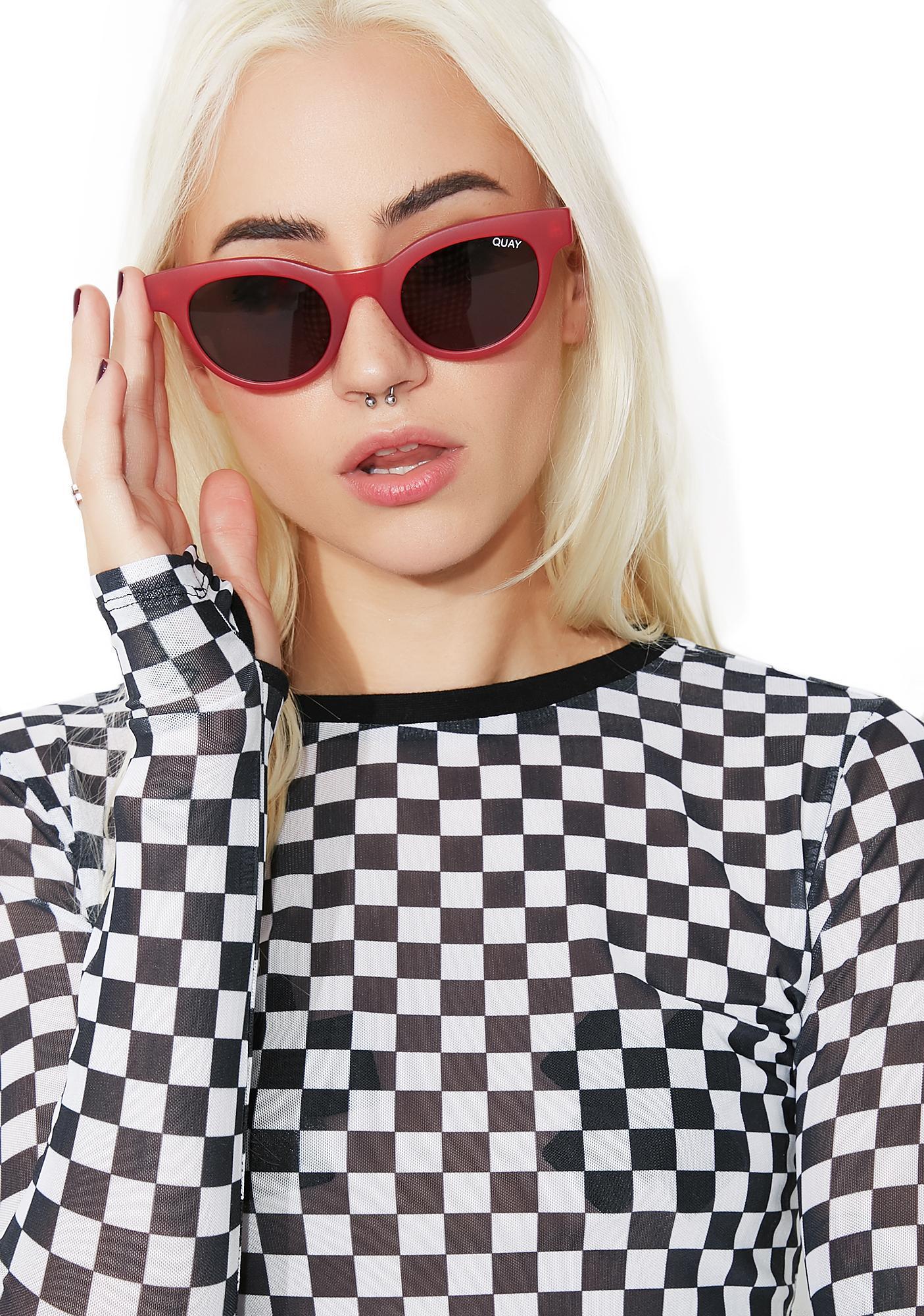 bc729029cf593 ... Quay Eyeware x Kylie Starstruck Sunnies ...
