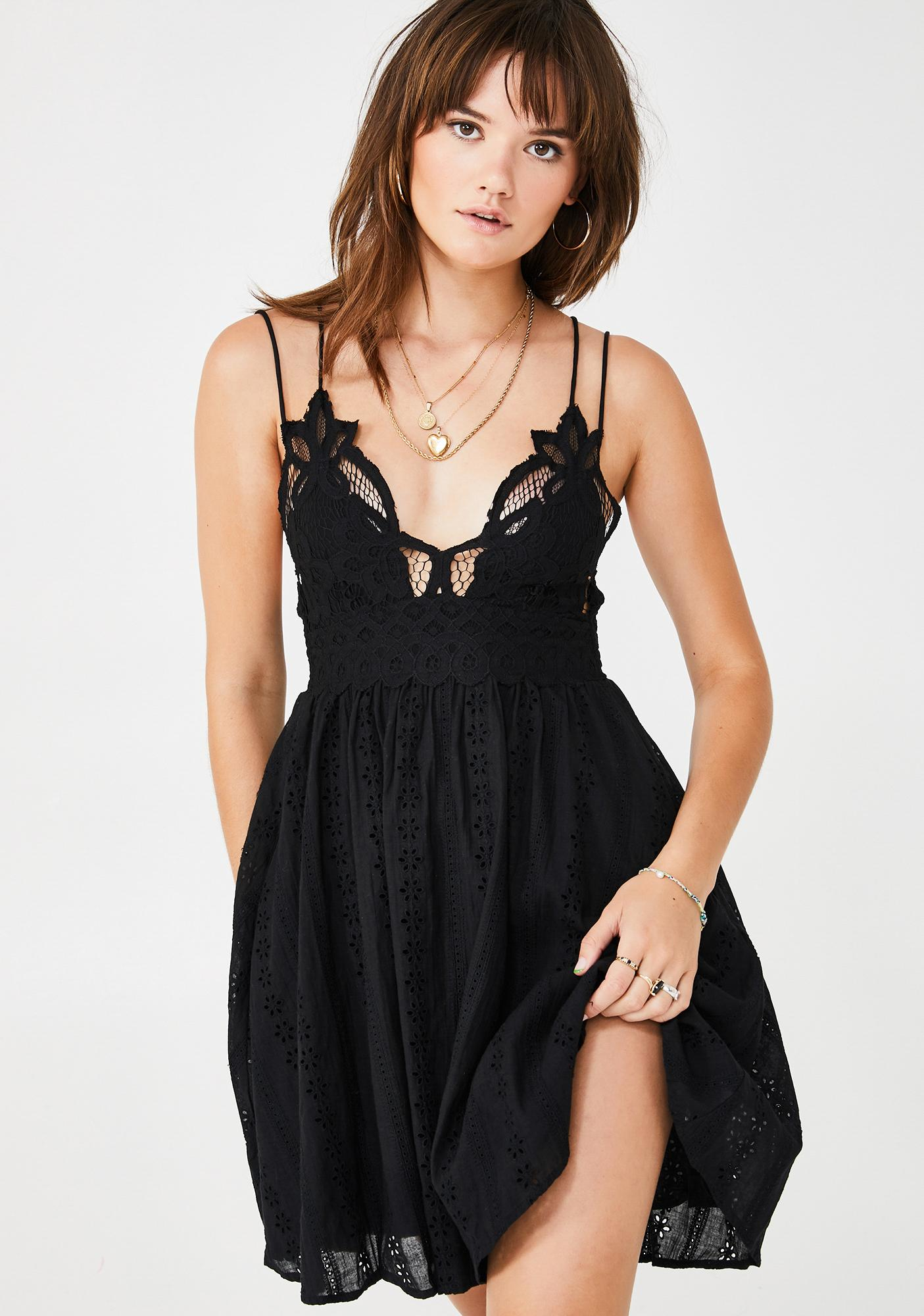 Bae-trayl Mini Dress
