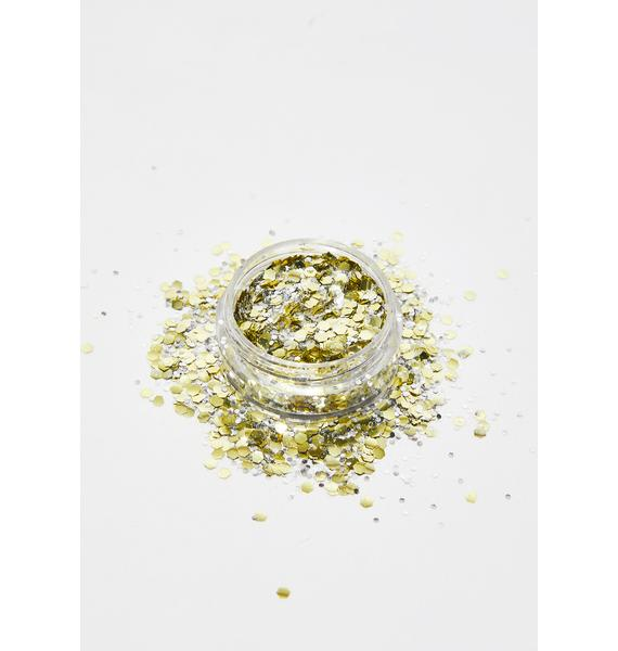 In Your Dreams Golden Mirage Bio Chunky Glitter
