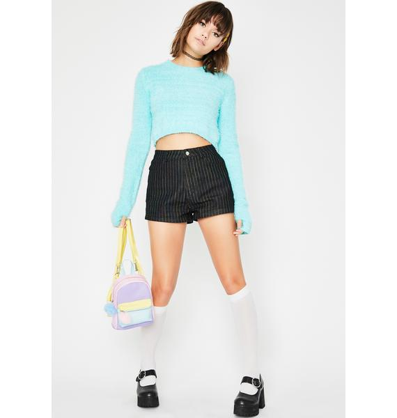 Spark It Up Rainbow Shorts