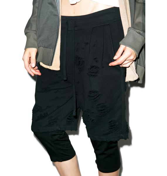 Drifter Destructor Double Layered Shorts