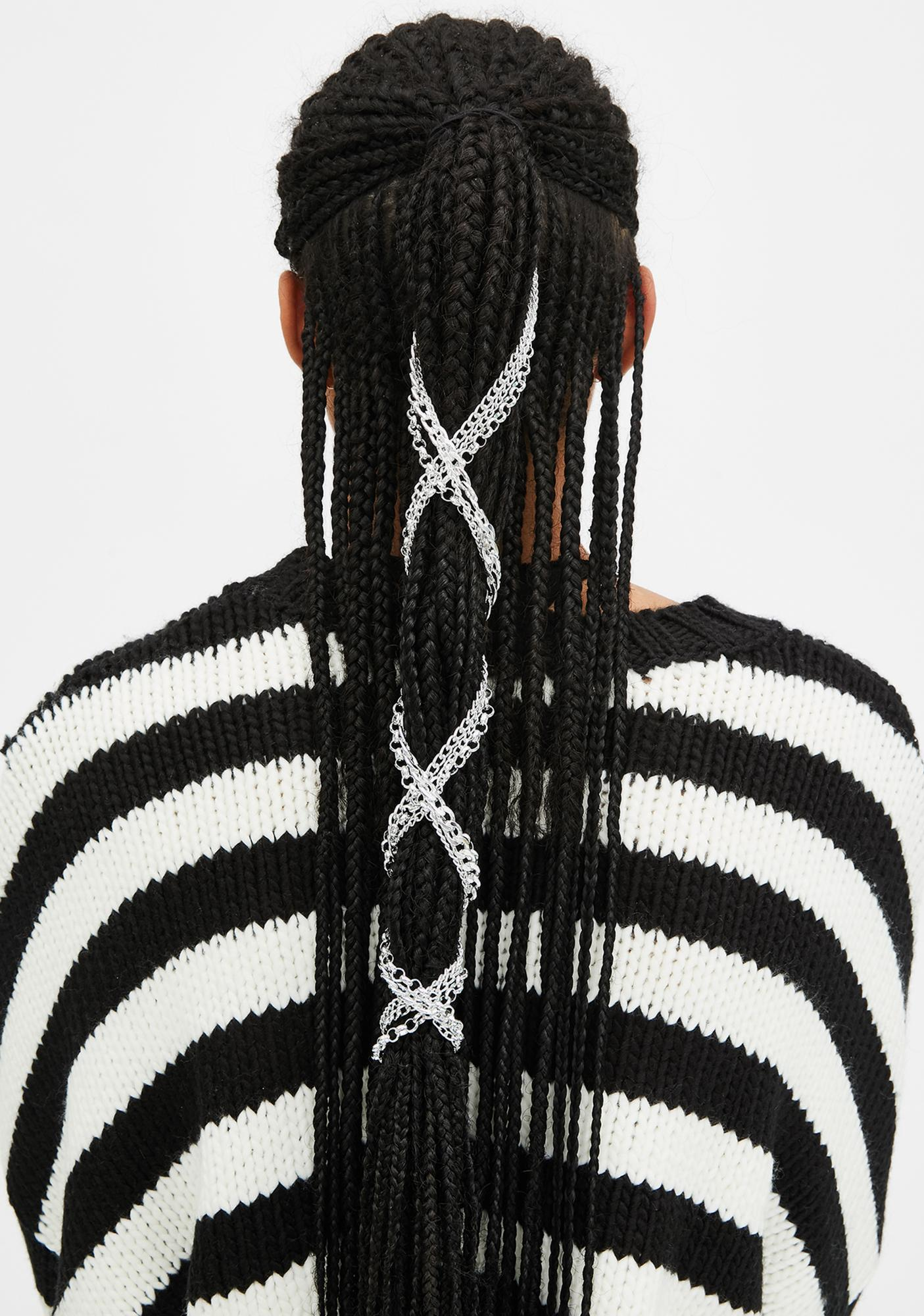 Chained Mane Hair Extensions