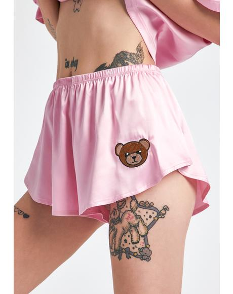 Beary Sleepy Pajama Set