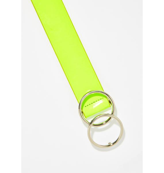 Ultra Radiation Neon Belt