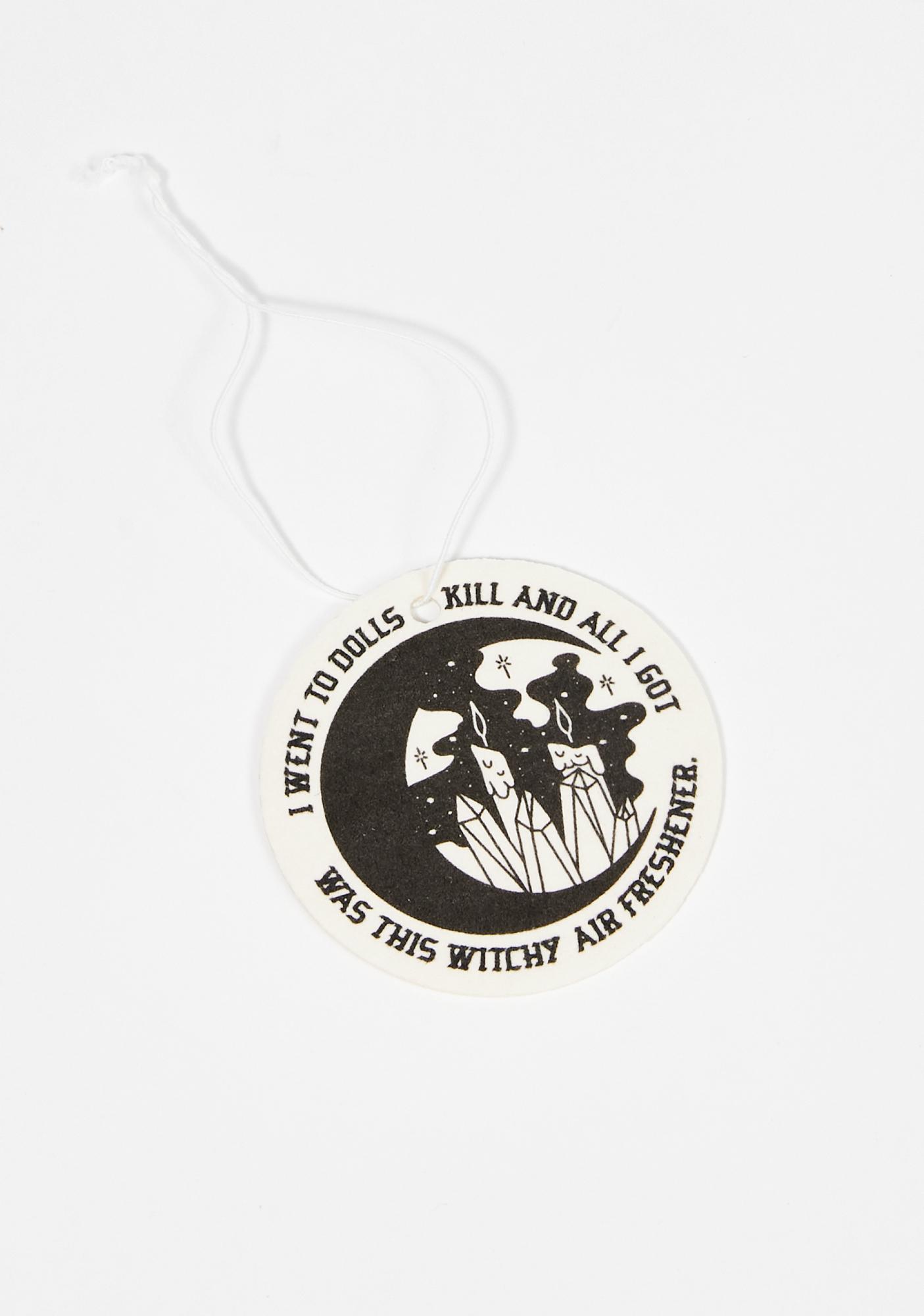 Basic Witch Air Freshener