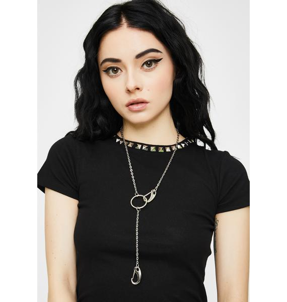Above It All Chain Necklace