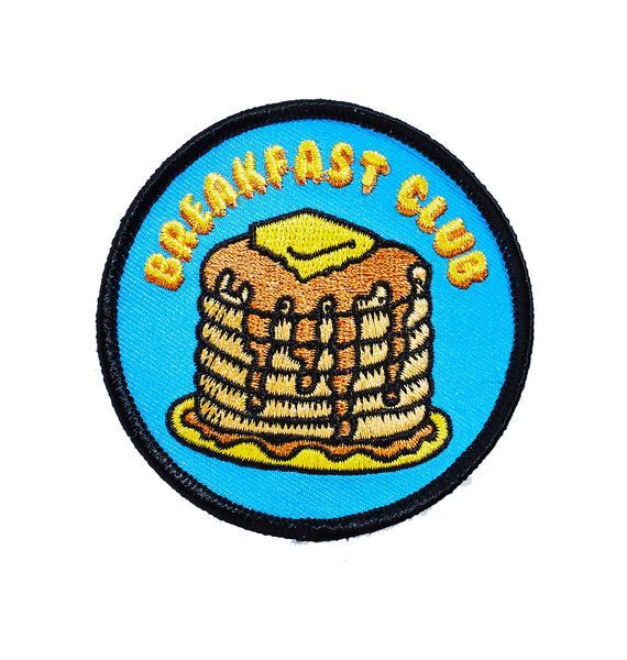 Breakfast Club Patch