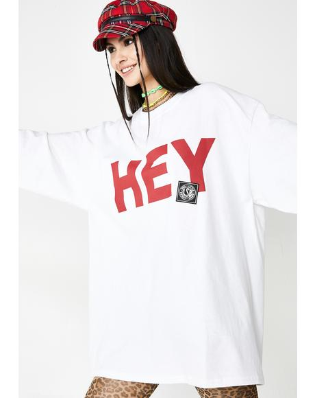 Hey Yo Graphic Tee