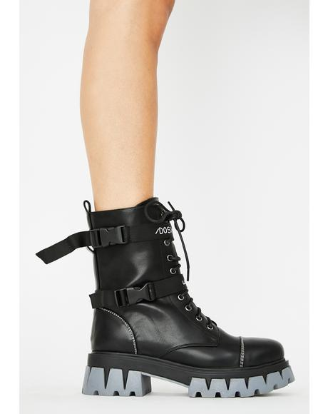 Gorgon Ankle Boots